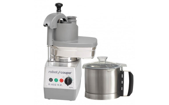 Robot Coupe R402 V.V Combination Food Processor 4.5ltr 1000w