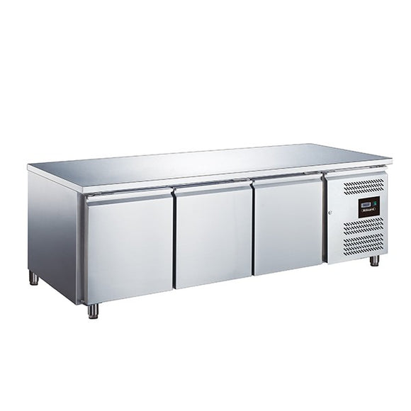 Blizzard SNC3 3 Door Low Height Snack Counter Fridge 317 Litres
