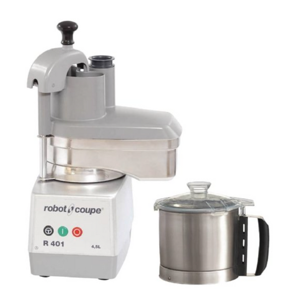 Robot Coupe R401 Combination Food Processor 4.5ltr 700w