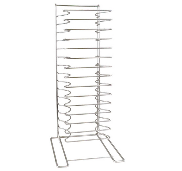 Pizza Pan Stacking Rack
