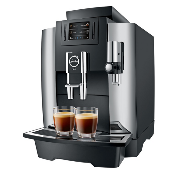 Jura Automatic Commercial WE8 Coffee Machine