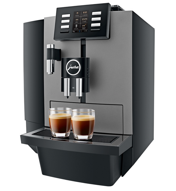 Jura Automatic Commercial JX6 Inox Coffee Machine