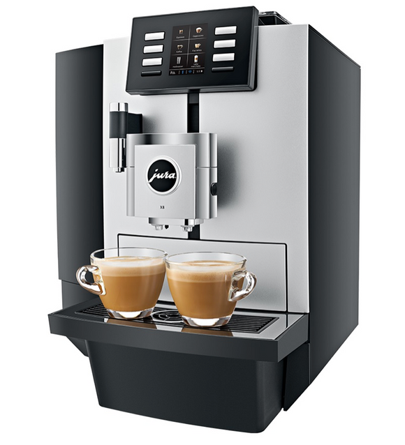Jura Automatic Commercial JX8 Coffee Machine