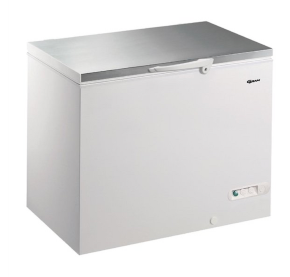 Gram 347Ltr Chest Freezer CF 35 SG