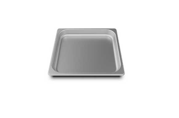 Unox TG705 Stainless Steel Pan 2/3GN 40mm