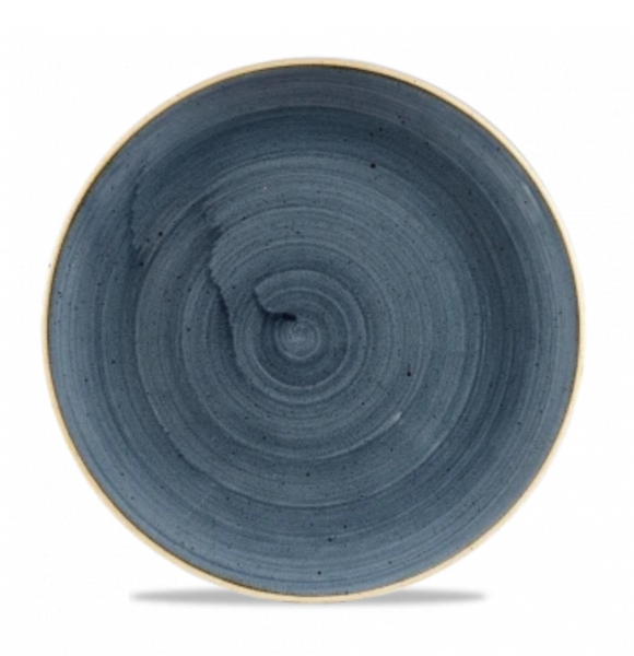 Churchill Stonecast® Blueberry Small Coupe Plate 16.50cm / 6.7