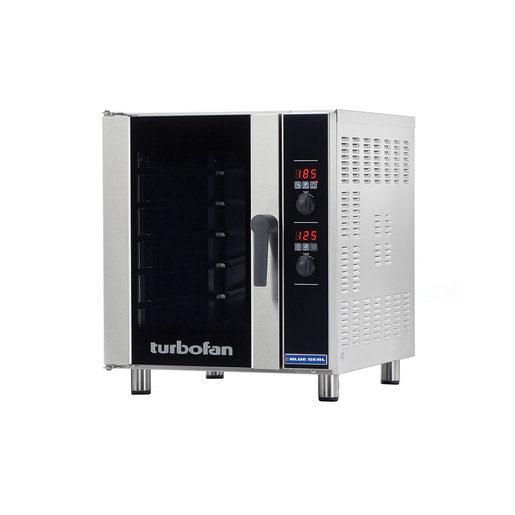 Blue Seal Turbofan E33D5 Digital Convection Oven - Cater-Connect