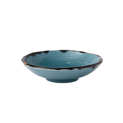 Harvest Small Bowl 4 7/8 inch 12.4cm Blue (Pack Of 12)