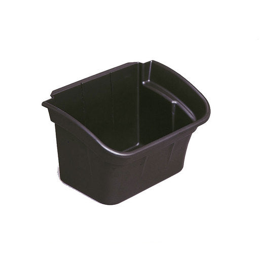 Rubbermaid Black Utility Bin 15ltr Or Ltr - Cater-Connect
