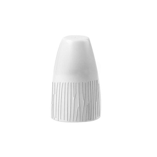 Bamboo Pepper White 2.75 inch 7cm (Pack Of 12) - Cater-Connect