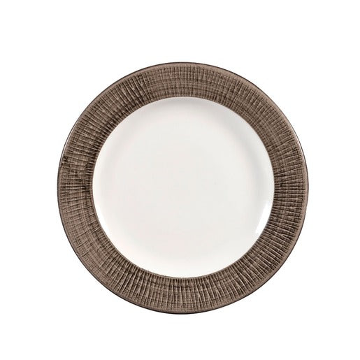 Bamboo Spinwash Dusk Plate 21cm (Pack Of 12) - Cater-Connect
