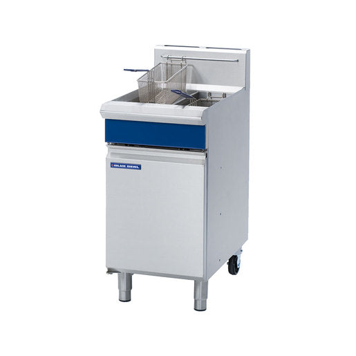 Blue Seal Evolution GT46 Twin Tank Gas Fryer - Cater-Connect