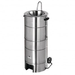 Burco Mobile Handwash 10L Stainless Steel Infrared