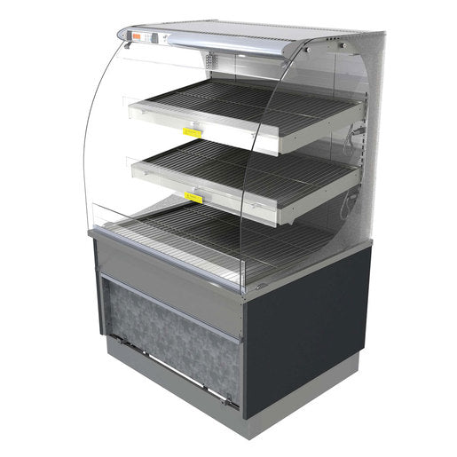 CED Designline PH9 Self Help Hot Patisserie w.Drs - Cater-Connect