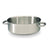 Excellence Saute Pan Heavy Duty S/S 23ltr 45cm - Cater-Connect