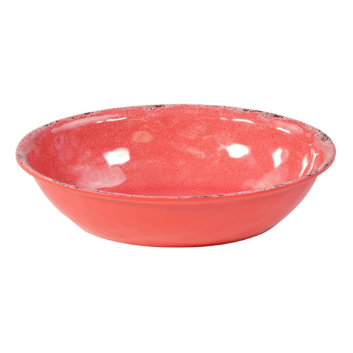Red Oval Casablanca Melamine Bowl 1.5L - Cater-Connect