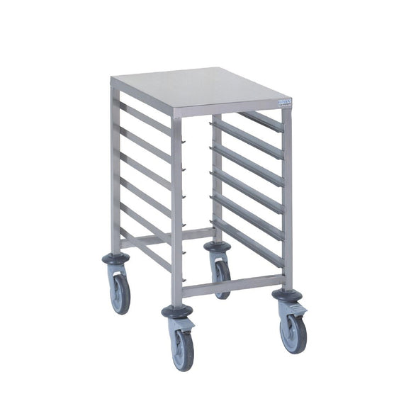 Tournus 10 Grid 1/1GN Gastronorm Trolley