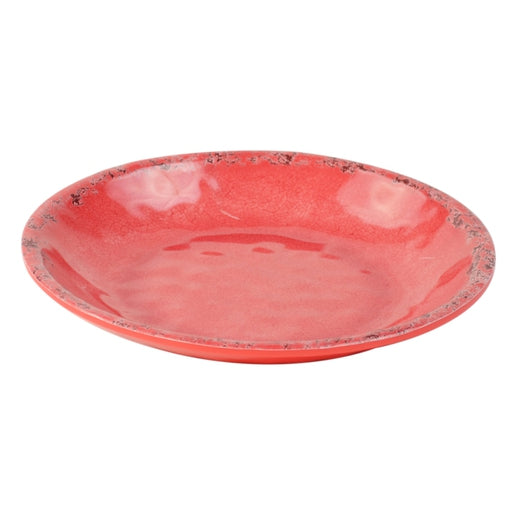 Red Casablanca Melamine Salad Bowl 345ml - Cater-Connect