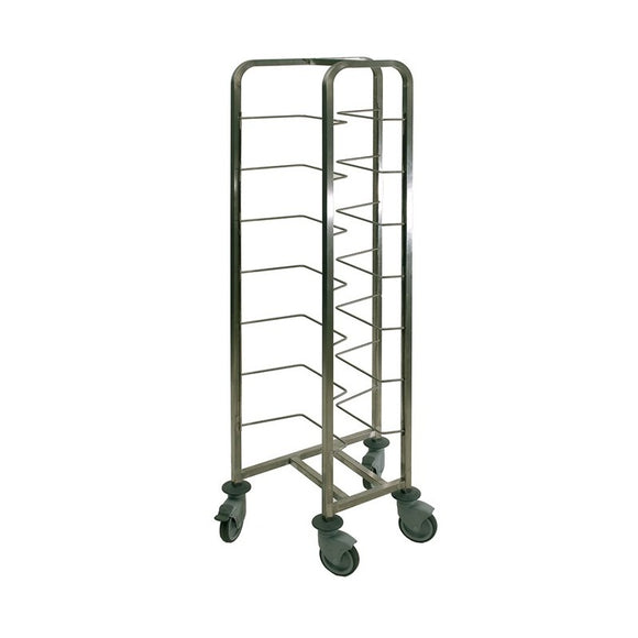 Matfer Dough Container Trolley 14 Shelves