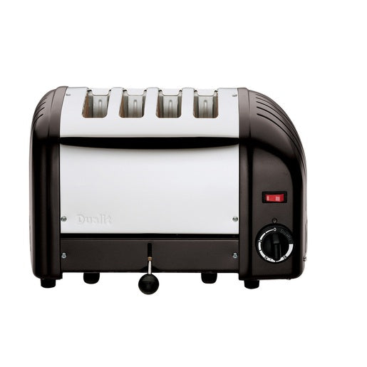 Dualit 40344 4 Slot Vario Toaster - Black - Cater-Connect