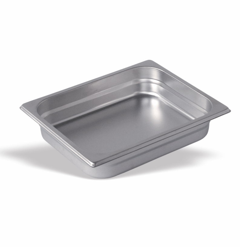 Pujadas 20mm Deep 1/2 Stainless Steel Gastronorm