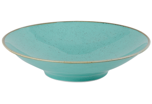 Porcelite Seasons Sea Spray Footed Bowl 26cm (Case Size 6)