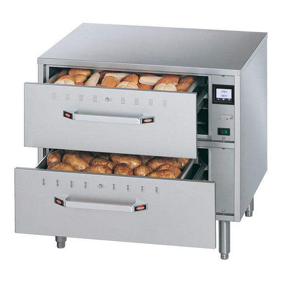 Freestanding 2 Tier -HDW-2 Heated Draws - Cater-Connect