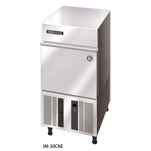 Hoshizaki IM-30CNE-HC Ice cuber - 30kg output - Cater-Connect