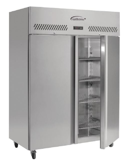 Williams Upright J2-SA Jade Double Door Freezer