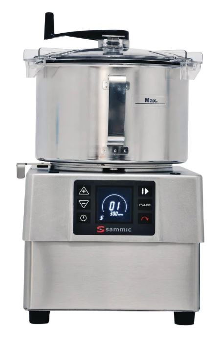 Sammic 5Ltr Food Processor KE-5V