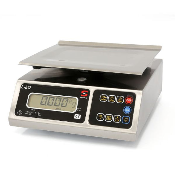Sammic LEQ-4 Commercial Scales 4kg