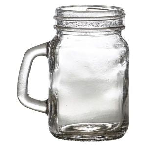 Genware Glass Mason Jar 68cl / 24oz