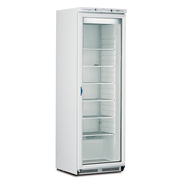ICEN40 SINGLE GLASS DOOR FREEZER 360L
