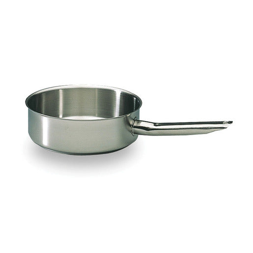 Excellence Saute Pan S/S 5.5ltr 28cm With Lid - Cater-Connect