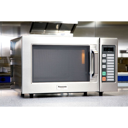 Panasonic NE-1037 1000w Programmable Microwave Oven - Cater-Connect