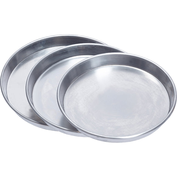 Deep Dish Aluminium Pans 12inch -Select Required Size - Cater-Connect