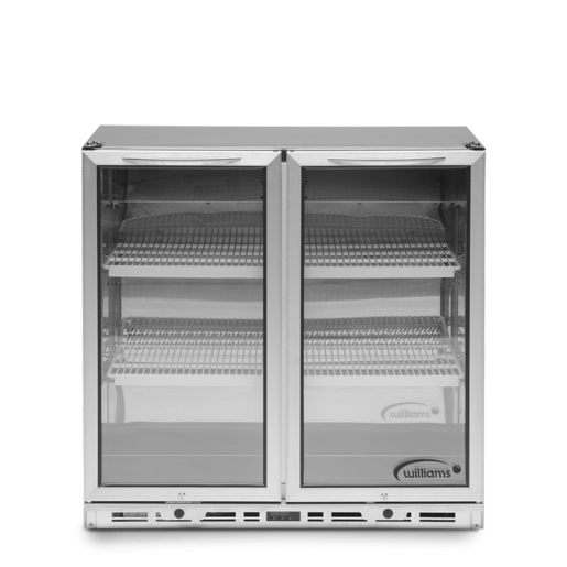 Williams BC2 Bar Bottle Cooler with 2 Doors