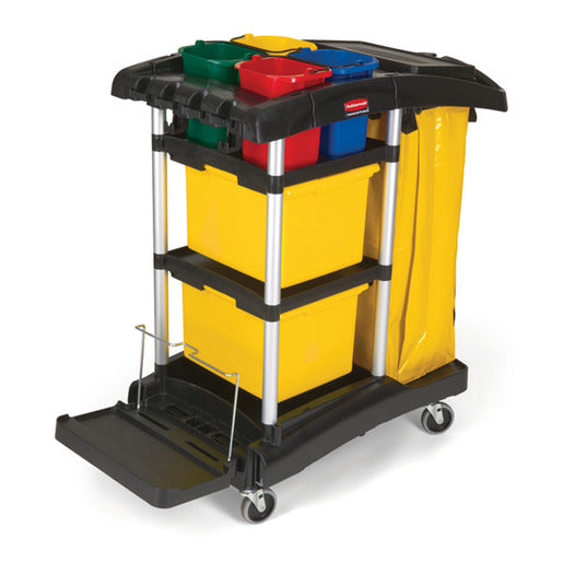 Rubbermaid Locking Door Kit For Cleaning Cart - Cater-Connect