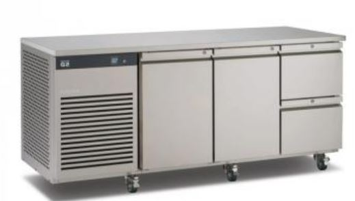 Foster G2 EP1/3H Counter 2 Draw Refrigerator