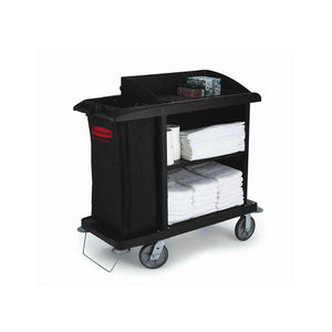 Rubbermaid Housekeeping Cart Medium - Cater-Connect