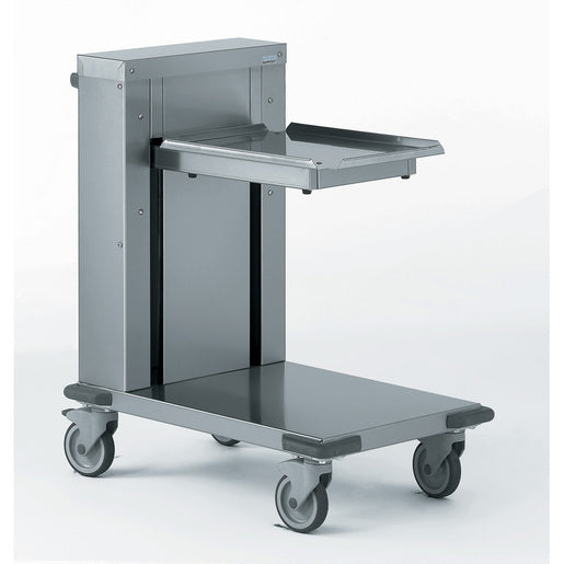 Tournus Self-Levelling Tray Dispenser Trolley - 540x380mm - Cater-Connect