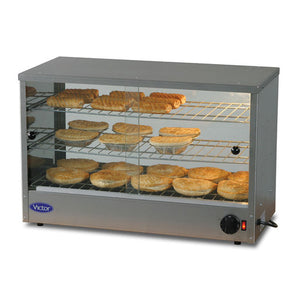 Victor CU Hot Food Merchandiser 2 Shelves - Cater-Connect
