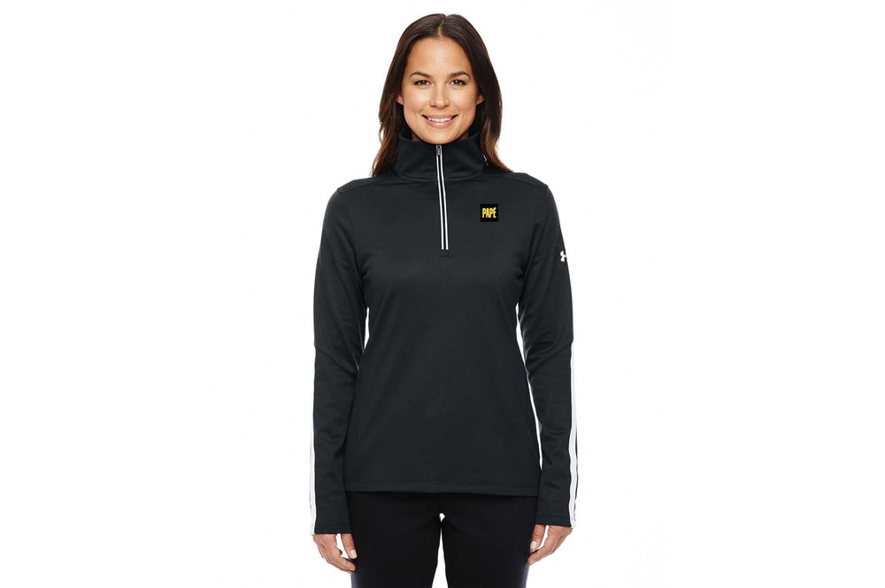 Load image into Gallery viewer, Under Armour Women's Qualifier Quarter Zip
