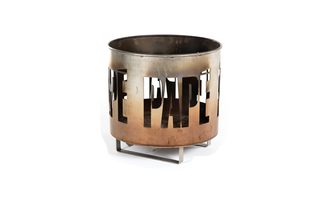 Papé Metal Firepit **RENT**