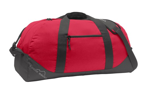 Load image into Gallery viewer, P - Eddie Bauer Large Ripstop Duffel