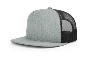Richardson Wool Blend Flatbill Trucker
