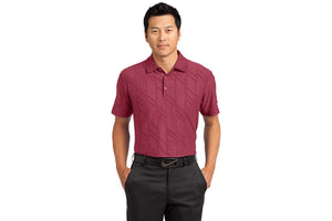Load image into Gallery viewer, Nike Men's Dri-FIT Embossed Polo