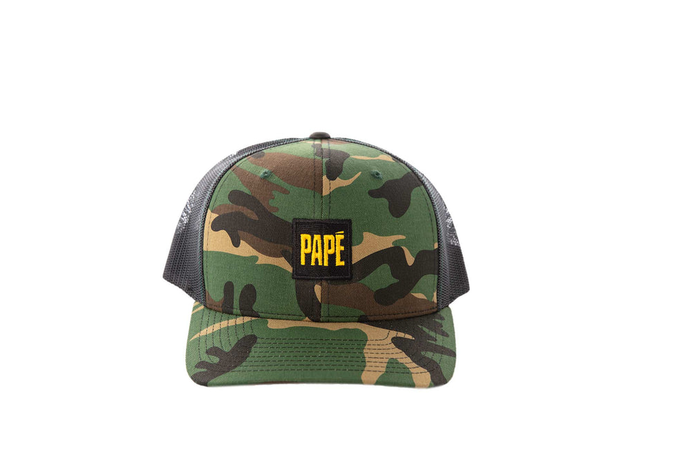 Load image into Gallery viewer, Richardson Printed Camo Trucker Cap