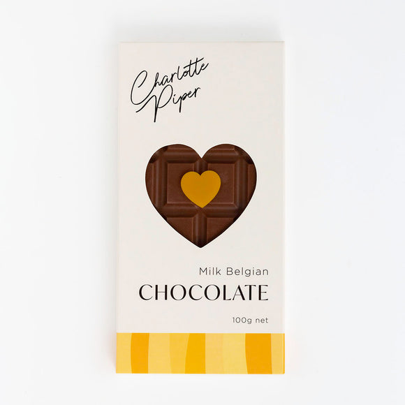 100g Milk Chocolate Bar