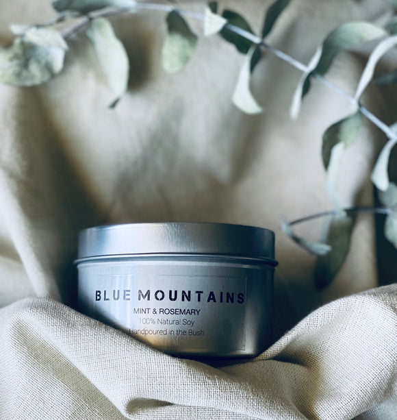 Blue Mountains Candle